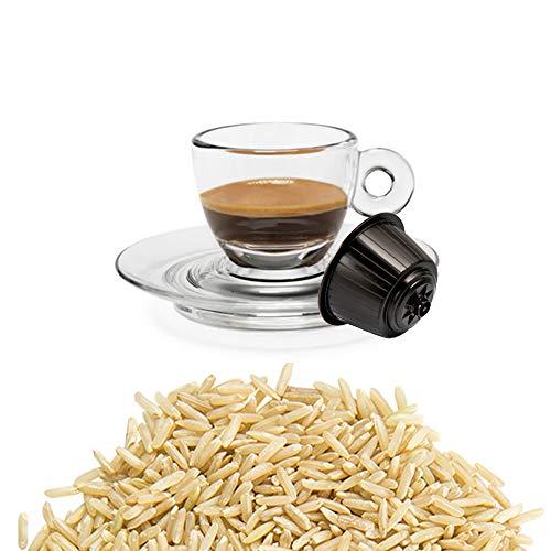 32 Kapseln Nescafé* Dolce Gusto Kaffee Kompatibel Gerstenkaffee - Kickkick Kaffee