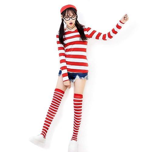 Waldo Costume Amazoncom