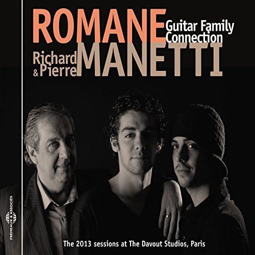 Romane, Richard Manetti & Pierre Manetti