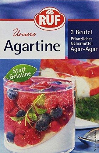RUF Agartine (Geliermittel) 30g
