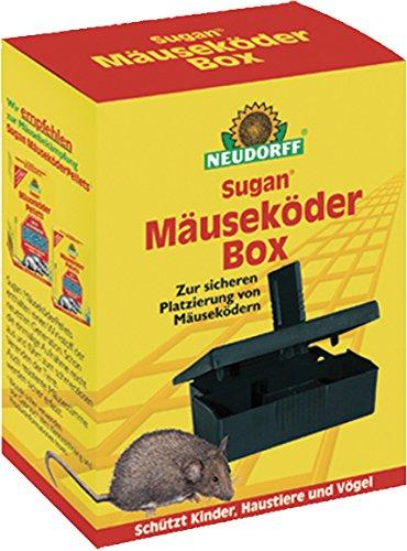 Preisvergleich Produktbild W.Neudorff GmbH 616 Mäuseköder,  Mehrfarbig,  5 x 13 x 9.9 cm