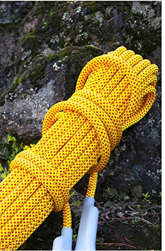 Cuerda decorativa de color, cuerda de seguridad for emergencias en el hogar, senderismo for explorar tira y afloja, cuerda de protección de ingeniería, poderosa cuerda multiusos ( Color : C30M )
