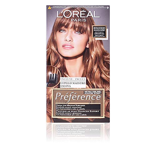 L'Oreal Paris Preference Coloración Permanente