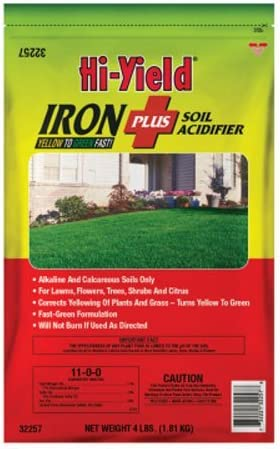 Voluntary Purchasing Popular product Max 43% OFF Group Iron Acidifier Soil 4 lb