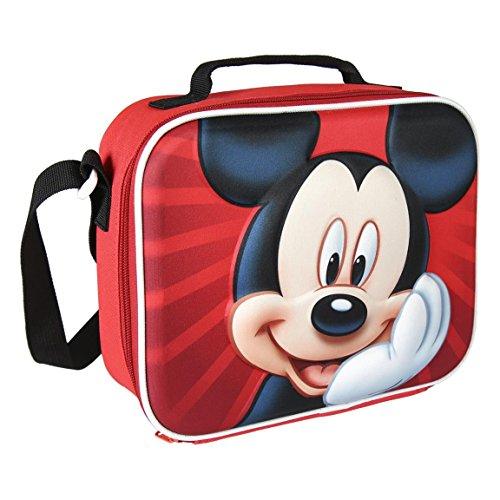Mickey Mouse - Koeltas met 3D-reliëf (ambachtelijke kunst Cerdá 2100001942)