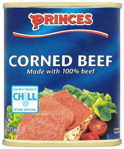 Princes Carne En Lata (340g)