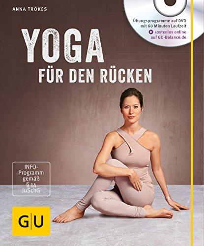 Yoga für den Rücken (mit DVD) (GU Multimedia Körper, Geist & Seele)