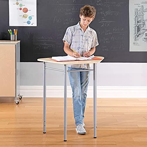 Guidecraft Standing Modular Desk For Kids