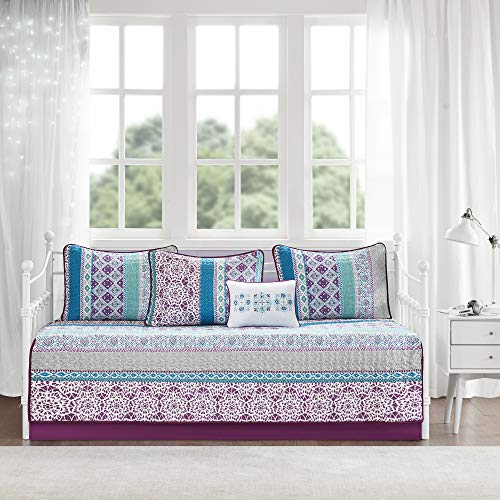 Intelligent Design Joni Daybed Set, Purple
