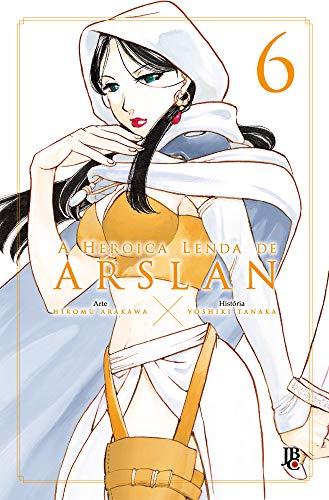 A Heróica Lenda De Arslan Vol. 6