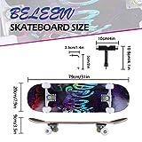 Zoom IMG-2 colmanda skateboard 79 x 20