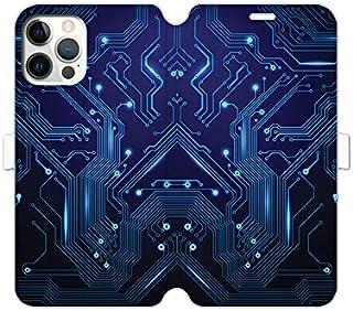 Etui na Apple iPhone 12 - etui na telefon Wallet Book Fantastic Case - pokrowiec książkowy case obudowa wzory