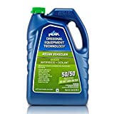 PEAK OET Extended Life Green 50/50 Prediluted Antifreeze/Coolant for Asian Vehicles, 1 Gal.