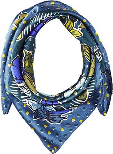Vera Bradley Women s Neckerchief Falling Flowers Scarf product image