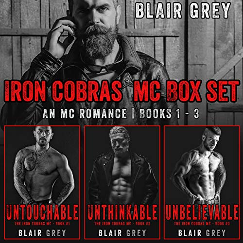 Iron Cobras MC Box Set Titelbild