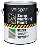 Zone Marking Paint [Set of 4] Color: White