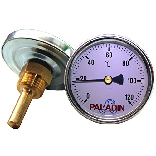 Paladin Räucherthermometer Thermometer für Räucherofen