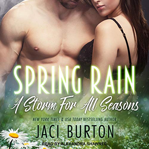 Page de couverture de Spring Rain