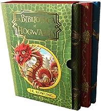 Scaricare Libri La biblioteca di Hogwarts: Gli animali fantastici: dove trovarli-Le fiabe di Beda il Bardo-Il quidditch attraverso i secoli PDF
