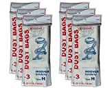 18 Hoover Type H Celebrity, Oreck Allergy Vacuum Bags, Canister Vacuum Cleaners, 4010009H, HR-14085ES,...