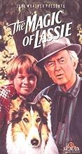 Magic of Lassie VHS