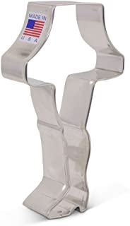 Ann Clark Cookie Cutters Christmas Leg Lamp Cookie Cutter, 4.5