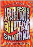1970 グレイトフル・デッド、サンタナ、ジェファーソン・エアプレインの夜 [DVD]
