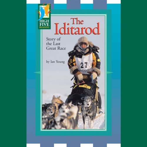 The Iditarod audiobook cover art