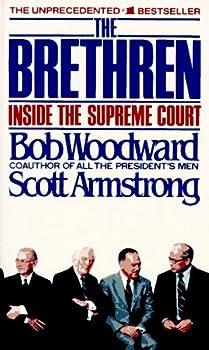 Paperback The Brethren : Inside the Supreme Court Book