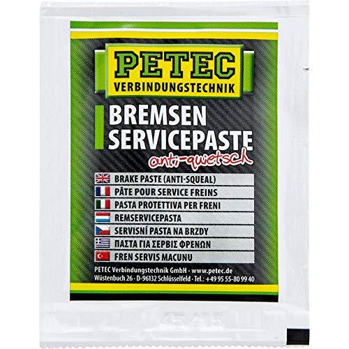 Petec BREMSEN Service Paste 5G 94405