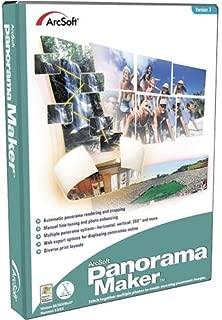 arcsoft panorama maker mac
