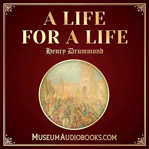 A Life for a Life audiobook cover art