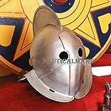 NauticalMart Casque de gladiateur Secutor Silver