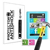 Protector de Pantalla Anti-Shock Anti-Golpe Anti-arañazos Compatible con Tablet Billow E2TLB Color eBook Reader 7