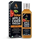 AS-IT-IS Nutrition Raw Apple Cider Vinegar with Mother 500ml- Undiluted & Unfiltered
