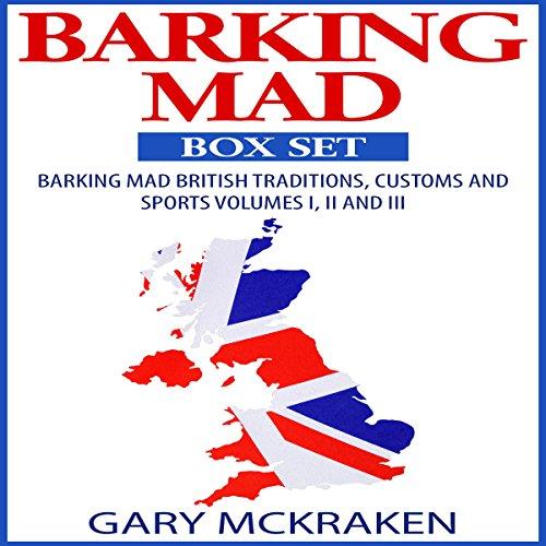 Barking Mad Box Set audiobook cover art