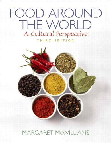 Food Around the World: A Cultural Perspective