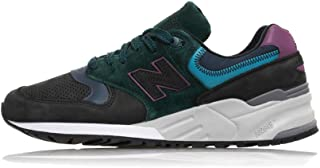 new balance 999 uomo nera