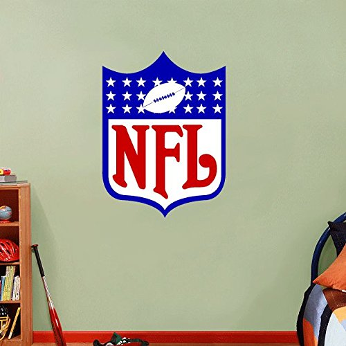 NFL Football Logo Home Decor Art Wall Vinyl Sticker 63 x 45 cm