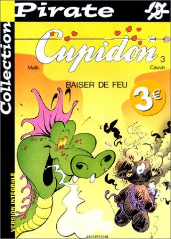 BD Pirate : Cupidon, tome 3 : Baiser de feu