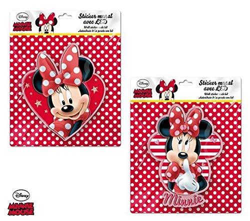 Minnie mouse Ampoule, multicolore
