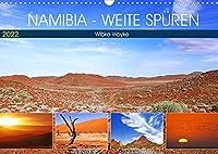 Namibia - Weite spueren (Wandkalender 2022 DIN A3 quer): Eine Fernweh-Tour durch das afrikanische Land (Monatskalender, 14 Seiten )