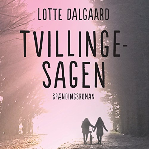 Tvillingesagen audiobook cover art
