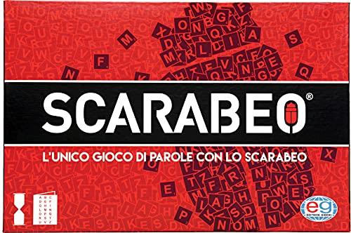 SCARABEO, GIOCO DI PAROLE, GIOCO DA TAVOLO, DA 8 ANNI, 6033993