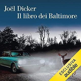 Il libro dei Baltimore copertina