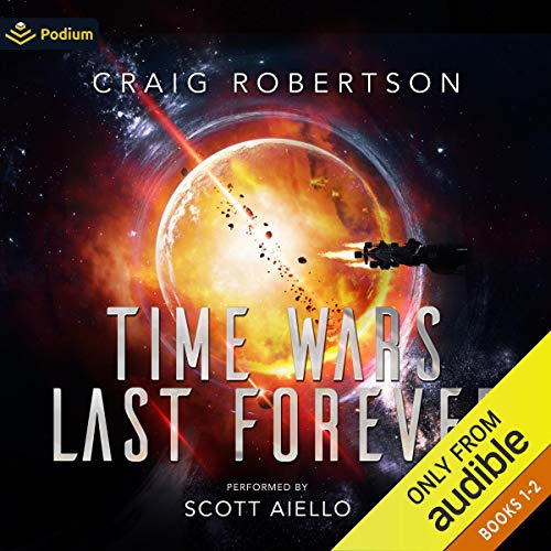 Time Wars Last Forever: Publisher's Pack  By  cover art