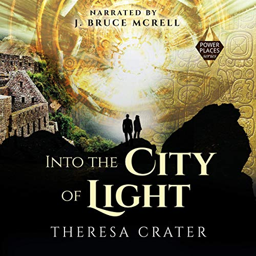 Couverture de Into the City of Light