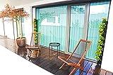 minigarden Corner Column para 8 Plantas, Jardines en los Rincones de tu Casa, Modular...