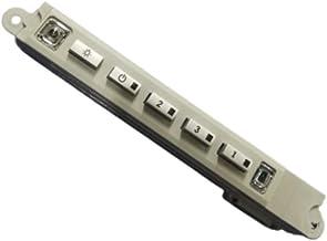 Faber Model 133.0386.936 – Code 404000060lf – Elektronisch toetsenbord Vario/Hi Origineel, 133.0250.982, 133.0250.983, 13...