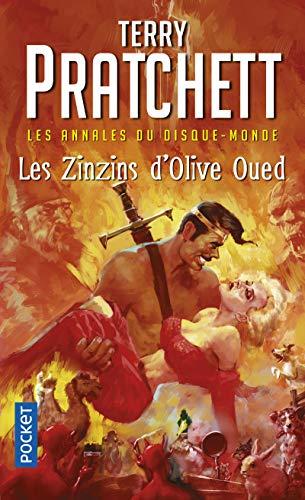 Les Annales du Disque-Monde, Tome 10 : Les Zinzins d'Olive-Oued